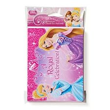 Disney Princesses 8 Invitations & 8 Thank You Postcards Birthday Party Supplies