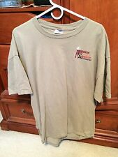 "VINTAGE Intercourse Pretzel Factory T-Shirt ""Soft, Stuffed or Hard"" Pennsylvania"