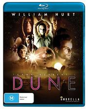 DUNE : THE COMPLETE MINISERIES (William Hurt) -  Blu Ray - Sealed Region free