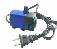 HSH-Flo 110V 450L/H Submersible Water Pump For Aquarium Tank Pond Fountain