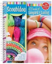 Klutz Scoubidou : A Book of Lanyard and Lacing Craft Lot