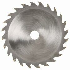 """4"""" 24 Tooth 1/2 Arbor Carbide Tipped Saw Blade Fits Mighty Mite Table Saw!!"""