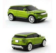 UK 2.4GHz Wireless Land Rover Range Evoque 3D Car Shape Usb Optical Gaming Mouse