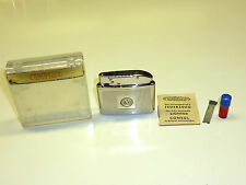 "CONSUL (GEBRÜDER KÖLLISCH) POCKET LIGHTER ""VALVO"" - OVP - 1952 - MADE IN GERMANY"