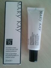 Mary Kay Foundation Primer *NEW* - Foundation Base, Smooth Finish SPF 15