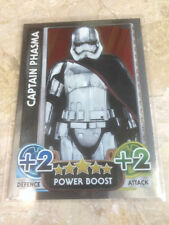 STAR WARS Force Awakens - Force Attax Trading Card #189 Captain Phasma