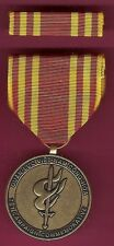 One Full size Vietnam Viet Nam Tet Offensive medal with ribbon bar