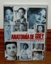 ANATOMIA DE GREY - 2º TEMPORADA - 1ª PARTE - PRECINTADA - NUEVA - SERIES - 4 DVD