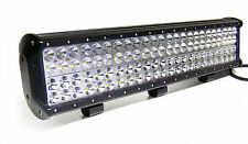 4 ROW 288W LED Light Bar 22 Inches Wide Spot / Flood Combo Lamp Bottom Mount