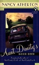 Aunt Dimity's Good Deed (An Aunt Dimity Mystery) by Atherton, Nancy, Good Book