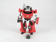 Transformers Classics Generations Sideswipe TFC-004 Gears of War Reprolabels