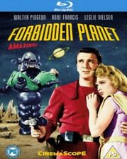 Forbidden Planet [Blu-ray] [1956] [Region Free], 5051892018722, Walter Pidgeon,.