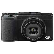 "Ricoh GR II 16.2mp 3"" Digital Camera New PAYPAL Agsbeagle"