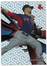 2015 Topps High Tek Chain Link Pattern 4B Variation SP MBS Matt Barnes Red Sox