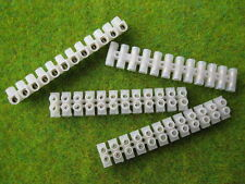 10 x 12 way TERMINAL STRIPS 3amp Connector #SW14