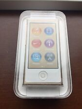 Apple iPod Nano 7th Generation Gen (16 GB) Gold New