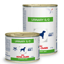 Royal CANIN URINARY S/o lattine per Cani Con Patologie Urinarie pietra - 24x410g