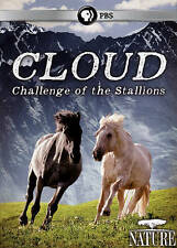 NATURE: Cloud: Challenge of the Stallions DVD, New DVDs