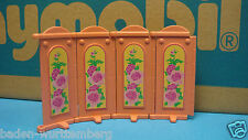 Playmobil 5321 victorian Bedroom series pink curtains 4 pc geobra toy 143