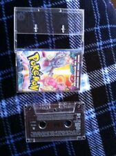 Pokemon The First Movie Cassette