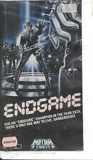 ENDGAME (VHS) RARE! Joe D'Amato! Laura Gemser, Al Cliver, George Eastman
