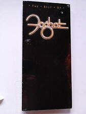 Foghat THE BEST OF cd 1989 NEW LONGBOX(long box)greatest hits (ex-Savoy Brown)