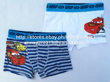 74% OFF! LICENSED DISNEY CARS MC QUEEN 2PK BOXER SHORTS 2-3 YRS BNEW DKK 79.95