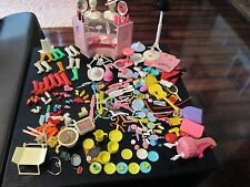 BARBIE LOT.... Fashion Dream Store Pieces & Accessories hats gloves glasses more