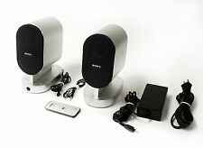 SONY SRSZX1 Stereo Speaker with Remote Control: SRS-ZX1