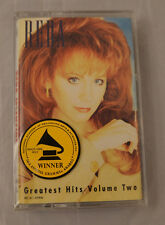 Reba McEntire Greatest Hits Volume Two 2 Tape Cassette New Sealed