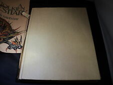 A Tolkien Bestiary - by David Day - 1983 re print - huge hardback book - T4