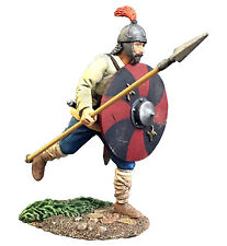 "BRITAINS SOLDIER 62116 - ""Osgar"" Saxon Warrior Running with Spear No.1"