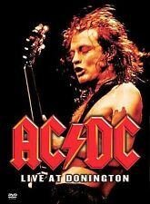 AC/DC**1991: LIVE AT DONINGTON**DVD