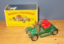 MATCHBOX Yesteryear Y2 RENAULT DUE POSTI TIPO 1 RADIATORE Issue 1