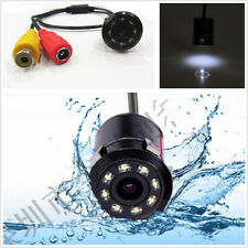 170°Wide-angle IR Night Vision Car SUV Rear View Backup Reverse Parking Camera