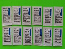 Lot of 12 Burn Gel Packets Emergency First Aid Survival Bug Out Bag Prepper-EMP