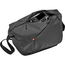 Manfrotto MB NX-M-IGY Messenger Camera Bag (Gray). No Fees! EU Seller! NEW!