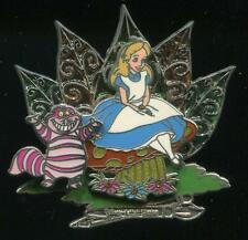 It All Started With Walt Alice in Wonderland Stained Glass LE Disney Pin 47231