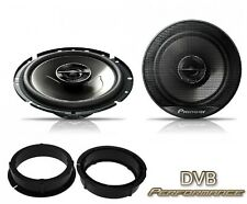 VW Golf MK5 2004-2008 Pioneer 17cm Rear Door Speaker Upgrade Kit 240W