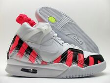 """NIKE AIR TECH CHALLENGE II SP """"FRENCH OPEN"""" WHITE SIZE MEN'S 7 [621358-116]"""