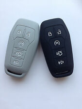 2pcs key Cover Protector keyless for FORD Fusion Mustang F-150 LINCOLN MKZ MKC