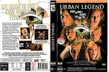 Urban Legend-1998-Jared Leto-Movie DVD