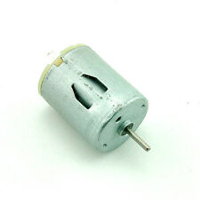 1PCS Magnetic 6V 12000RPM RS280 Gear Head Magnetic DC Motor 24x31mm Body Size