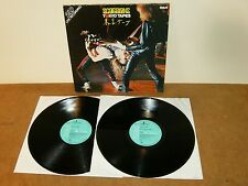 SCORPIONS : TOKYO TAPES - DOUBLE LP GERMANY 1978 Gatefold cover - RCA CL 28331