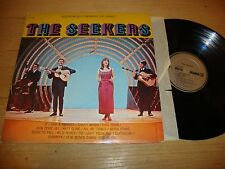 The Seekers - Self Titled - LP Record  VG VG