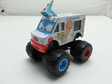 Mattel Disney Pixar Car I Screamer Ice Cream Truck Metal Diecast Toy 1:55 New