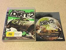 Colin McRae Dirt 2 - Sony Playstation 3 Game (ps3)