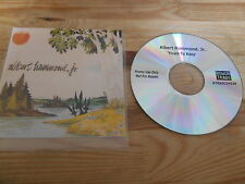 CD Indie Albert Hammond Jr - Yours To Keep (10 Song) Promo ROUGH TRADE