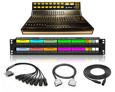 API 1608 Patchbay & Cabling Package (Console Not Included) | Pro Audio LA