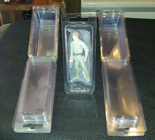 Lot of 10 Star Wars Action Figure Blister Case Protective Small Stackable Cases